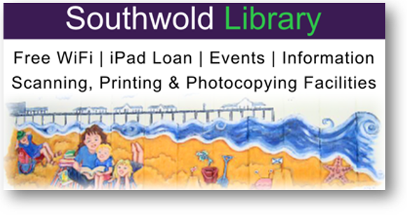 Go to Suffolk Libraries WEB Site
